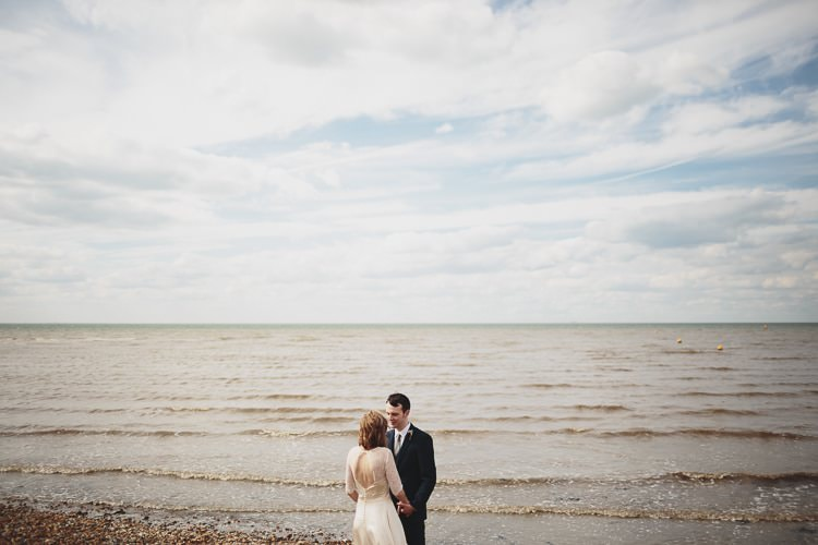 Free Spirited Beautiful Beach Wedding https://www.paulfullerkentphotography.com/