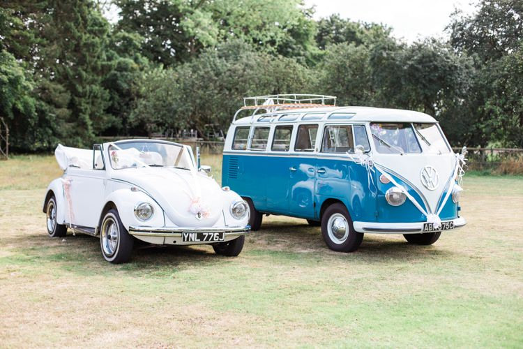 VW Car Transport Van Fresh Pretty Humanist Wedding http://summerlilystudio.com/
