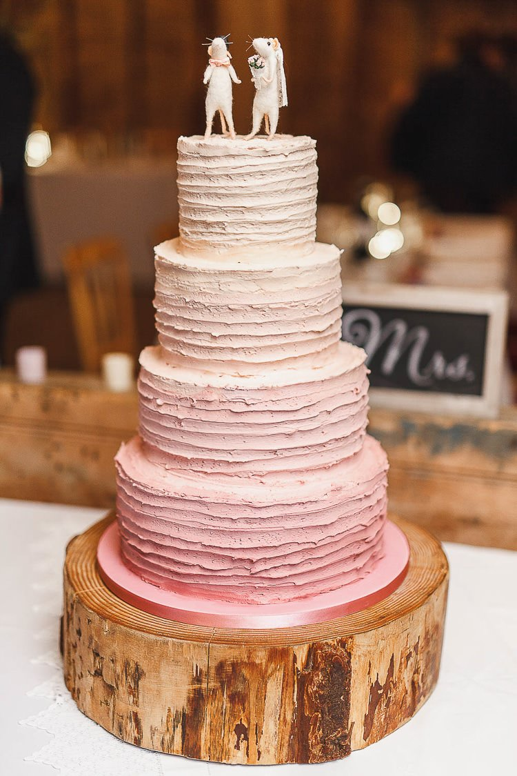 Outdoorsy & Nature Inspired Pretty Pink Wedding | Whimsical ...