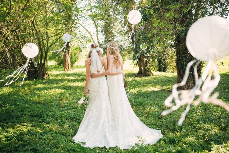 Boho Blossom Summer Wedding Ideas http://www.catlaneweddings.com/