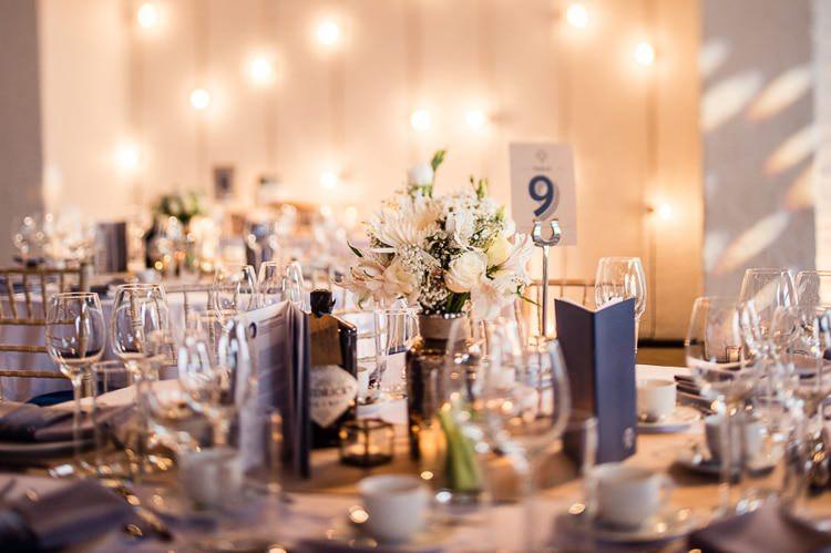 Urban London Stylish Navy White Wedding http://karibellamy.com/