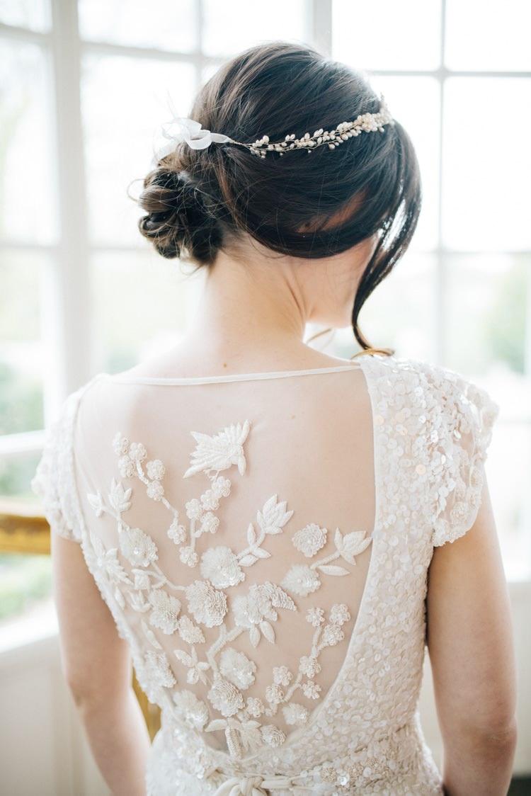 Vintage Glam Rose Gold & Pink Wedding Ideas | Whimsical Wonderland ...