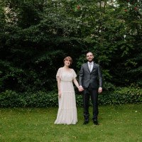 Informal Vintage Personal Wedding http://www.marknewtonweddings.co.uk/