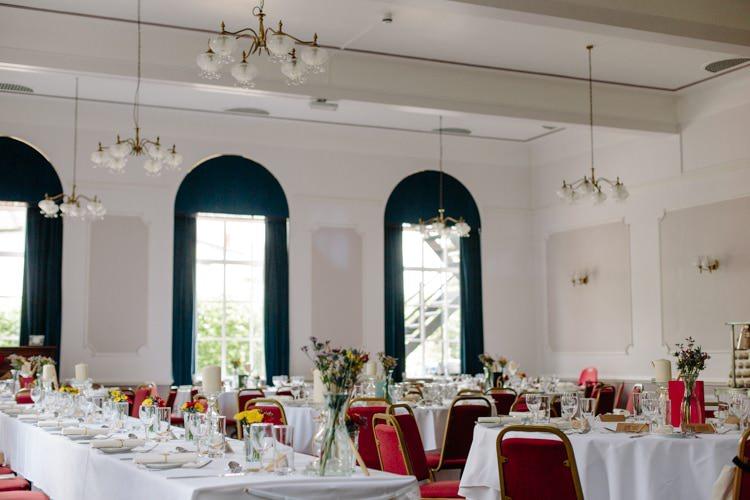 Masonic Hall Informal Vintage Personal Wedding http://www.marknewtonweddings.co.uk/