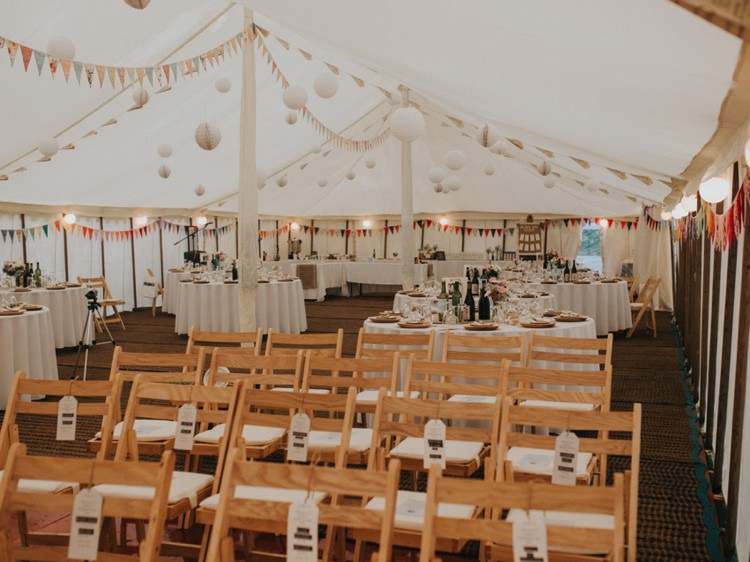 Marquee Ceremony Creative Relaxed Child Friendly Wedding http://www.brookrosephotography.co.uk/