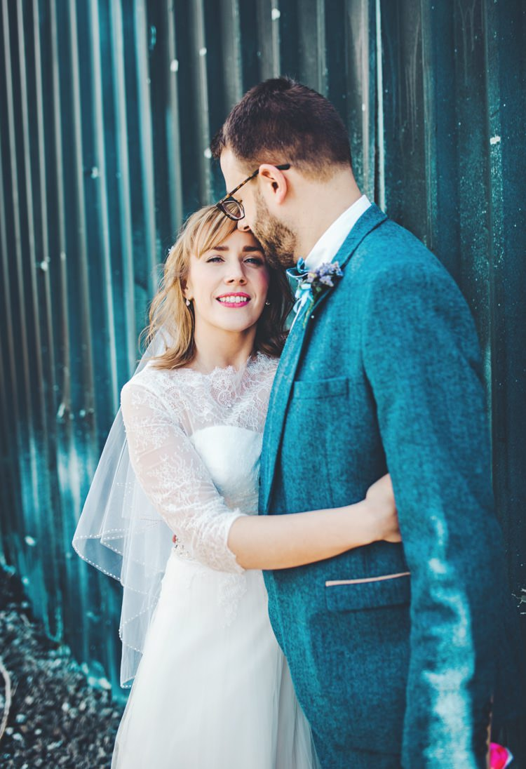 Colourful Home Made Spring Country Wedding | Whimsical Wonderland ...