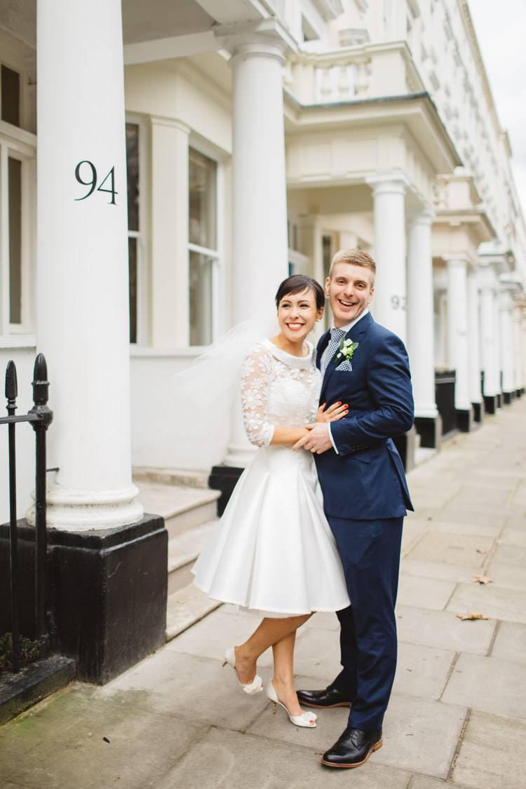 City Chic White & Glitter Gold Wedding
