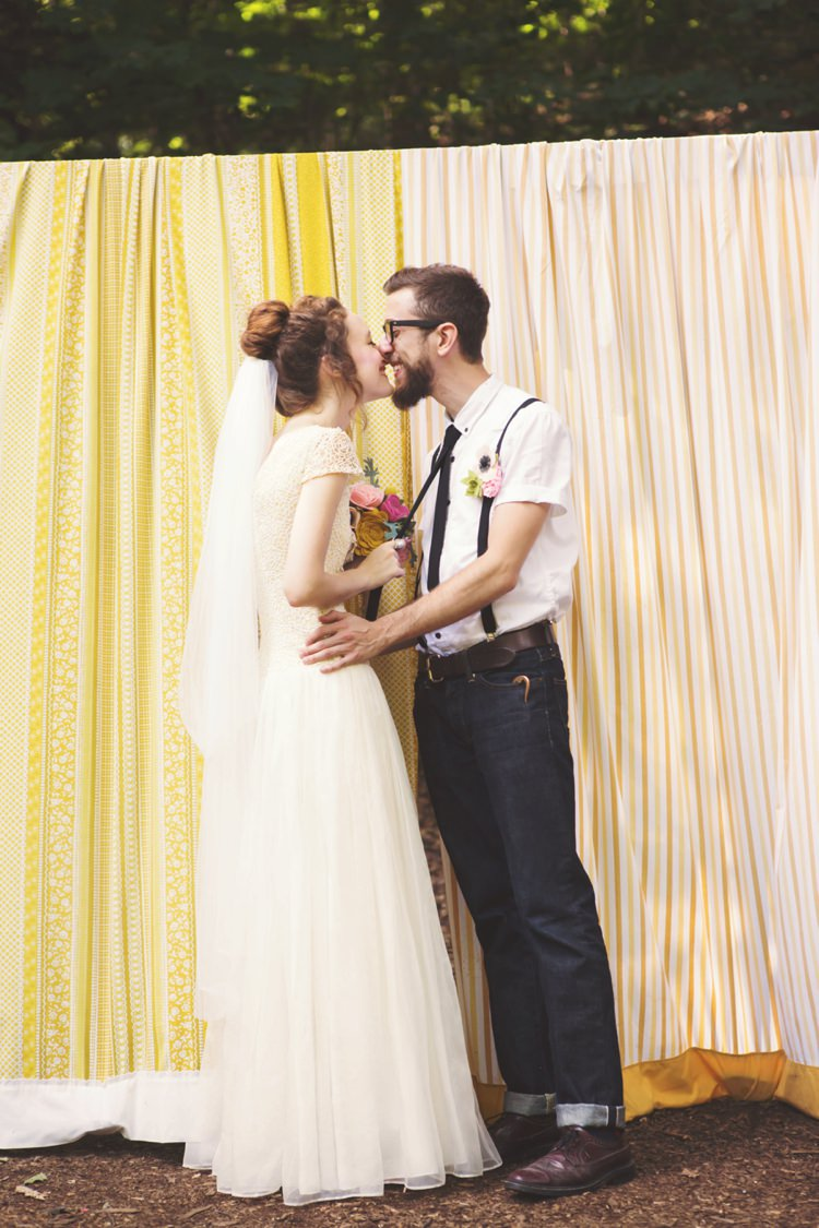 Artistic Whimsical Woodland Wedding http://www.adlivcollective.com/