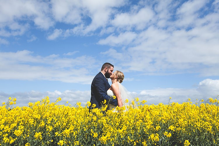 Navy Yellow Sunflowers Brewery Wedding http://www.jemmakingphotography.co.uk/