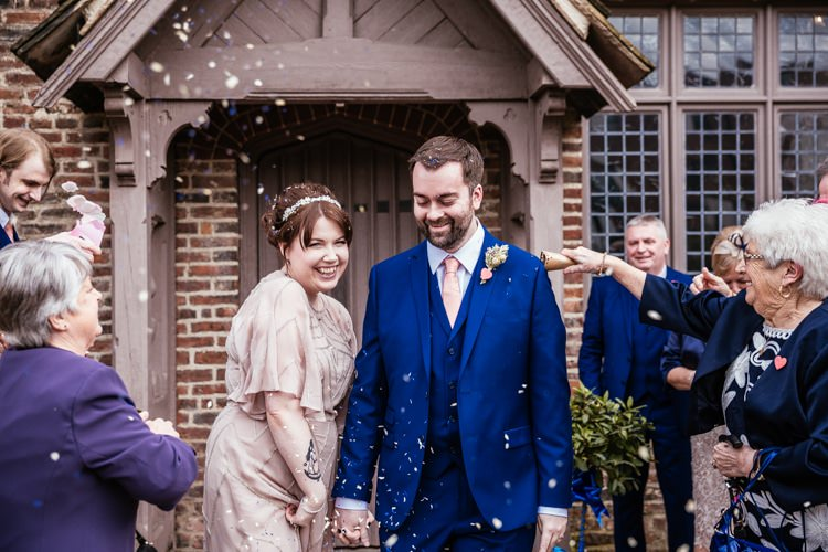 Confetti Throw Quirky Intimate Laid Back Wedding http://www.cassandralane.co.uk/
