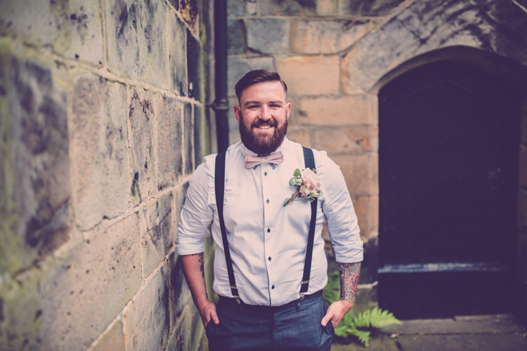 Bow Tie Braces Groom Alternative Game of Thrones Fete Wedding http://hayleybaxterphotography.com/