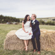DIY Coastal Tipi & Camping Wedding