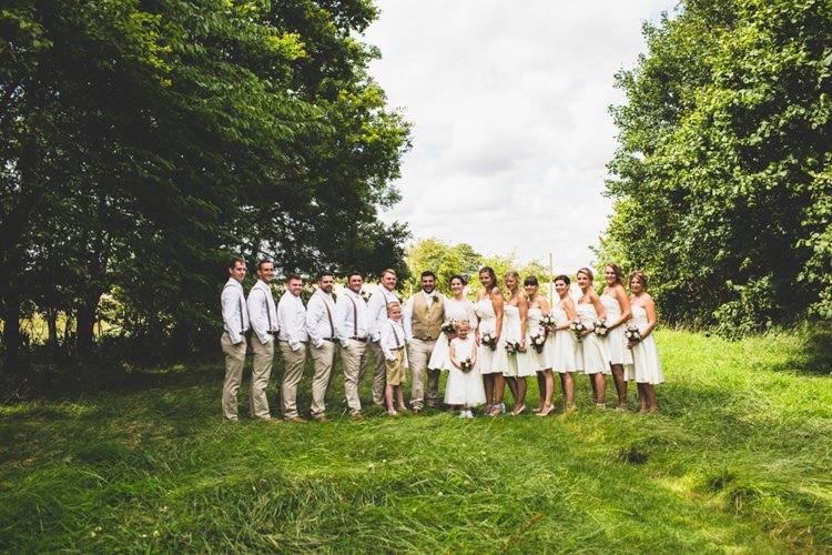 Rustic Tipi Farm Wedding http://aniaames.co.uk/