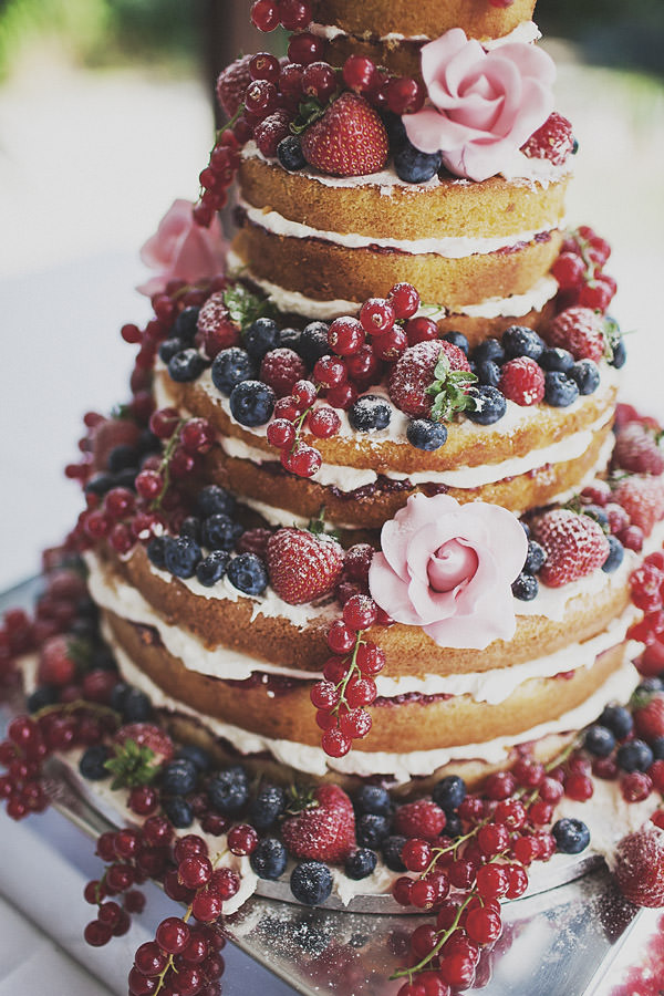 The Naked Wedding Cake Edit