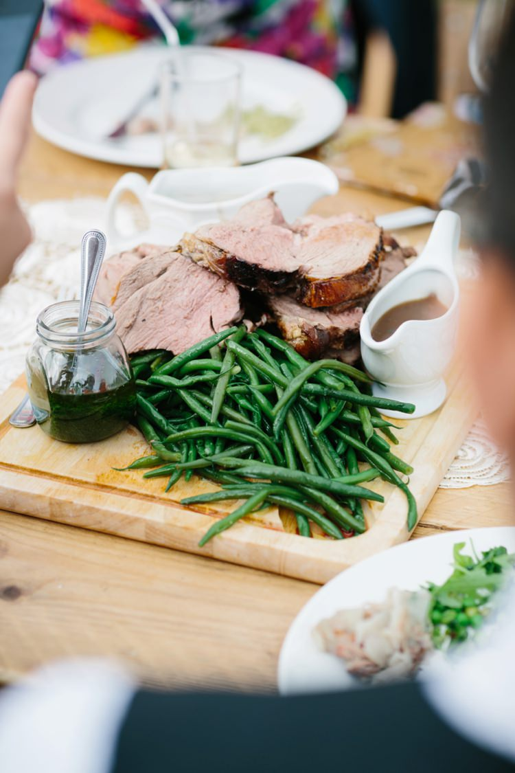 Food Platter Beautiful Outdoor Country House Wedding http://www.christinewehrmeier.com/