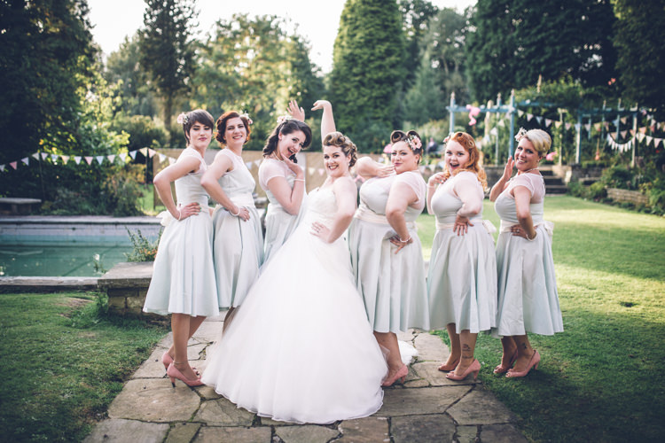 Retro 1950s Vintage Wedding http://amyfaithphotography.com/
