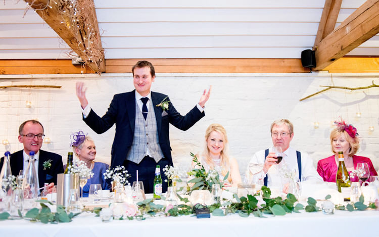 Natural Pretty Pale Pink Wedding http://www.lisacarpenterphotos.com/