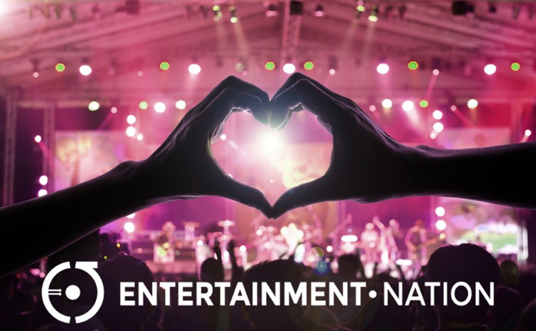 Entertainment Nation Wedding Band Act