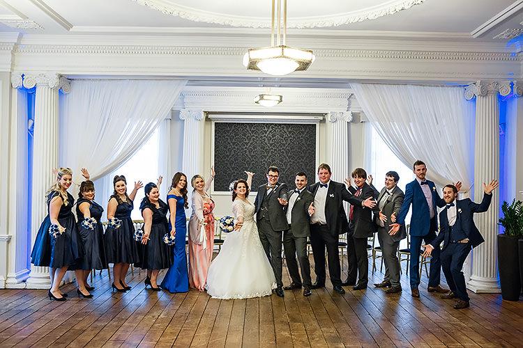Vintage Doctor Who Wedding http://www.linaandtom.com/