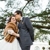 Vintage Inspired Doctor Who Wedding