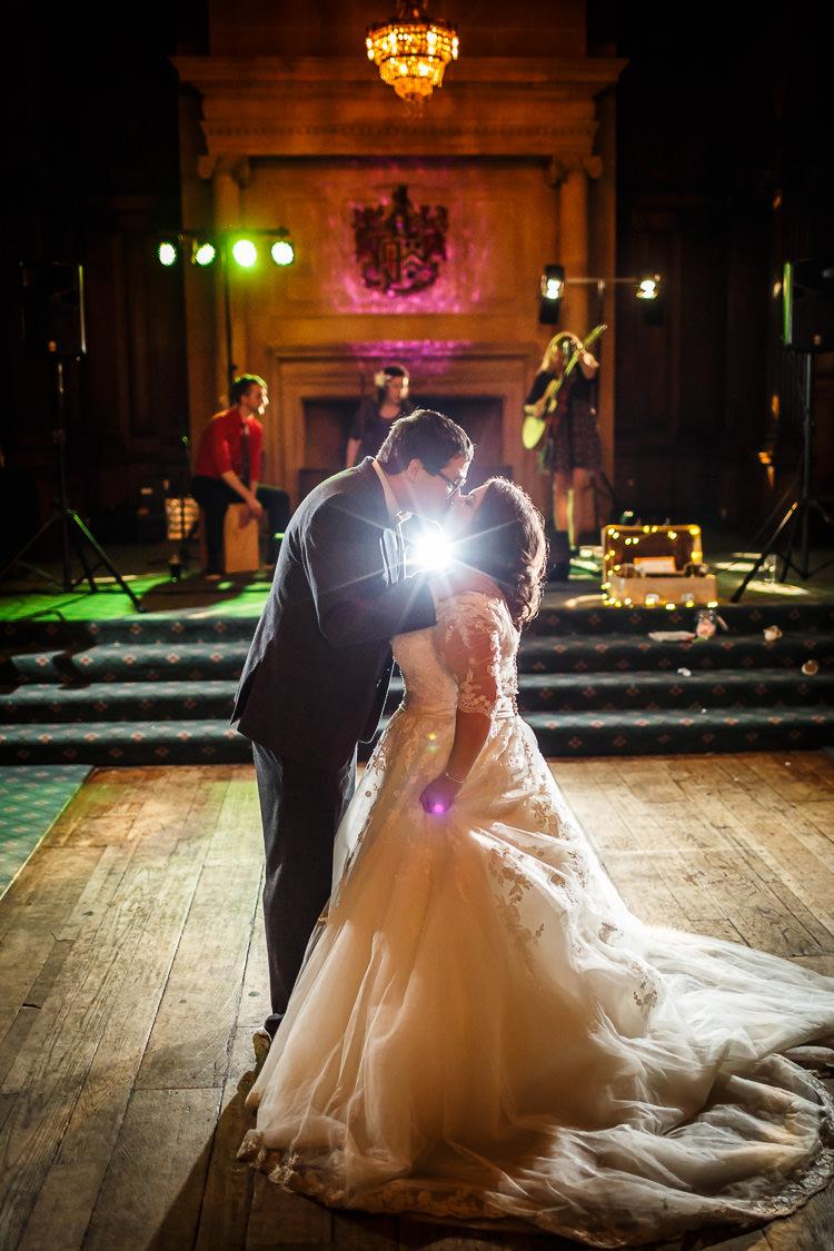 First Dance Vintage Doctor Who Wedding http://www.linaandtom.com/