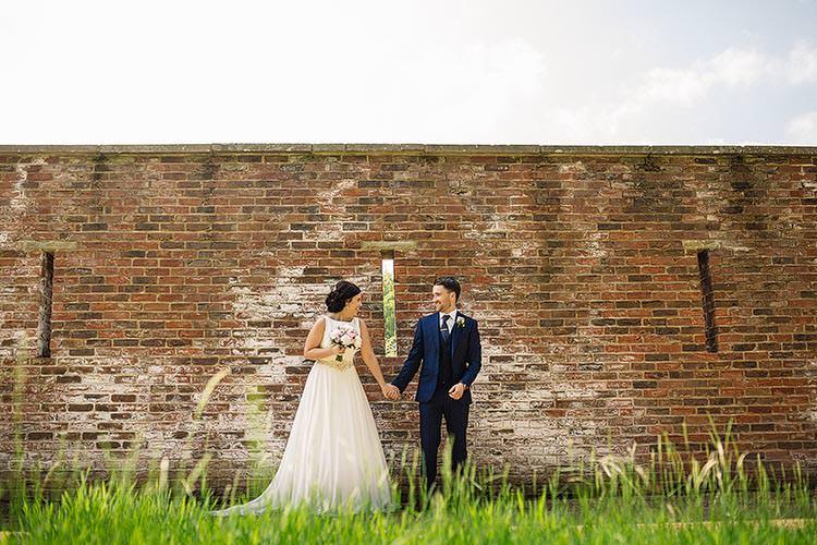 Delightful Secret Garden Wedding http://www.pauljosephphotography.co.uk/