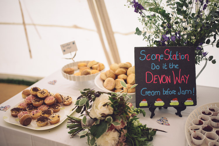 Scone Station Afternoon Tea Outdoor Countryside Fair Wedding http://www.jennawoodward.com/