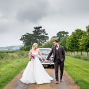 Pretty Meets Relaxed Countryside Wedding