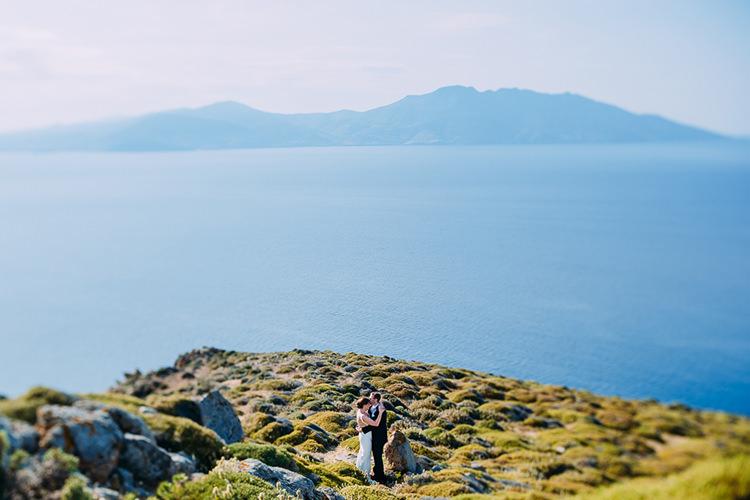 Breathtaking Intimate Mykonos Destination Wedding http://www.annapumerphotography.com/