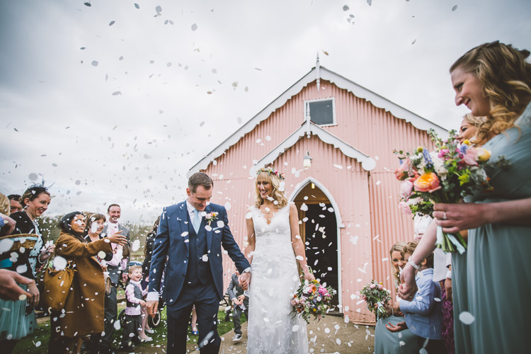 Colourful Quirky Country Museum Wedding http://www.onelovepictures.com/
