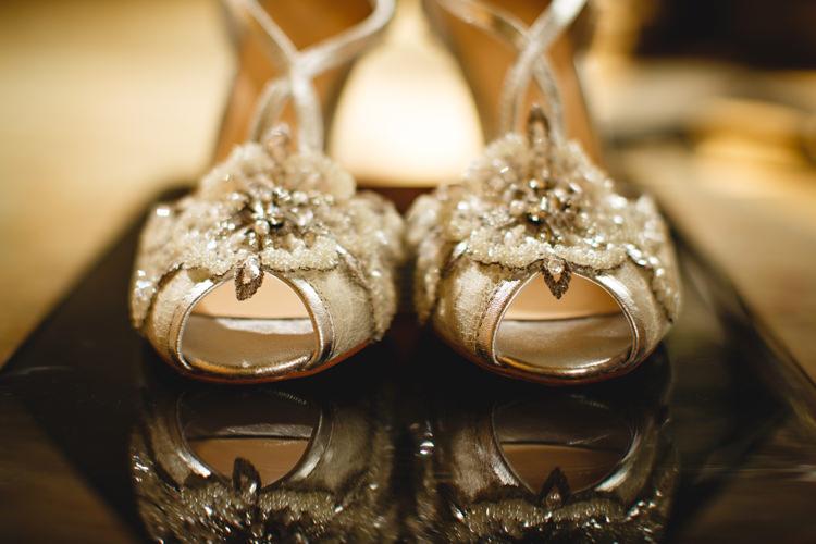Rachel Simpson Shoes Casual Festival Feel Barn Wedding http://hbaphotography.com/