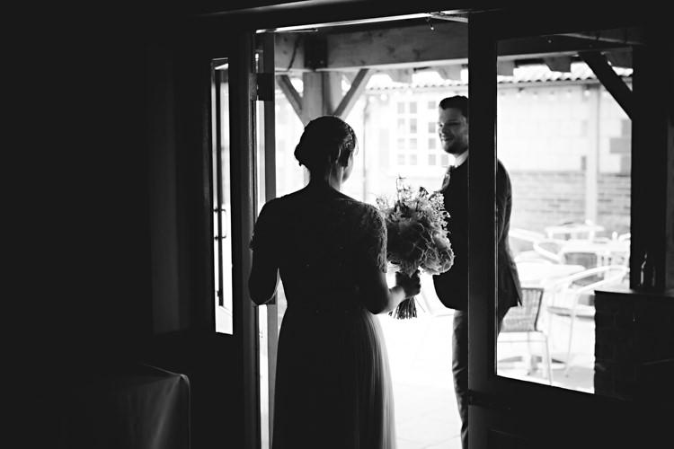 Casual Festival Feel Barn Wedding http://hbaphotography.com/