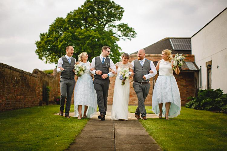 Donington park farmhouse hotel wedding