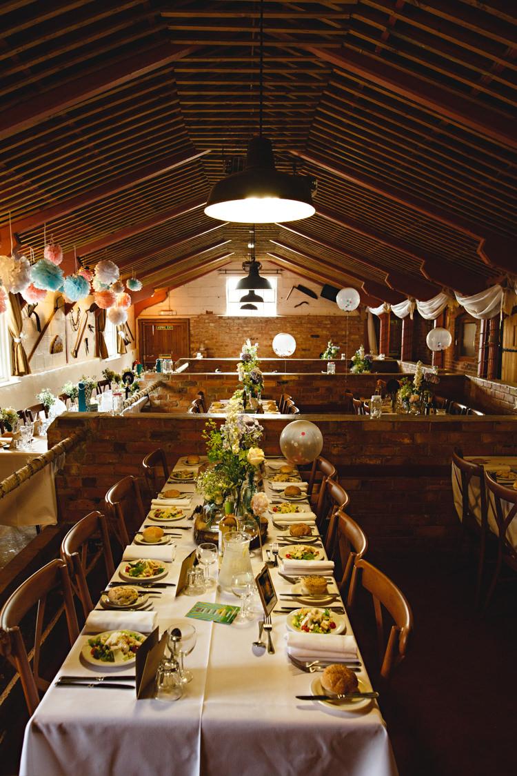 Park Farm House Derbyshire Casual Festival Feel Barn Wedding Hbaphotography