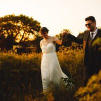Casual Festival Feel Barn Wedding http://hbaphotography.com/