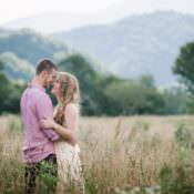 Rustic Woodsy Wedding in North Carolina