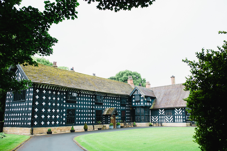 Samlesbury Hall Lancashire Soft Navy Pink Classic Wedding http://www.racheljoycephotography.co.uk/