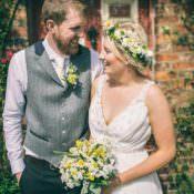 Bohemian Home Made Farm Wedding