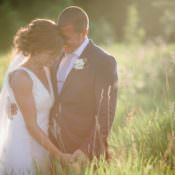 Romantic Fresh Outdoor Wedding in Ontario