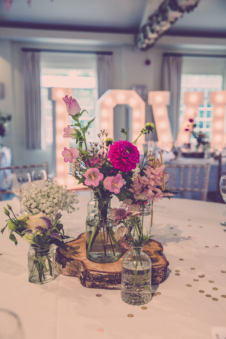 Relaxed English Country Garden Party Wedding | Whimsical Wonderland ...