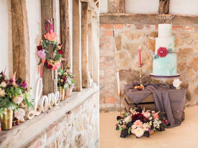 Fine Art Bohemian Luxe Wedding Ideas http://jessicadaviesphotography.co.uk/