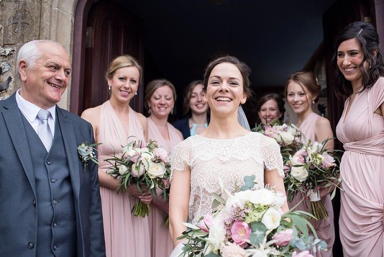 Stylish Floral Barn Wedding http://www.sarareeve.com/