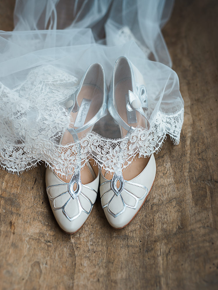 Rachel Simpson Shoes T Bar Blush Bride Bridal Pretty Home Made Pastel Floral Wedding http://www.stephanieswannweddings.co.uk/