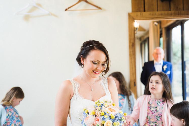 Pretty Home Made Pastel Floral Wedding http://www.stephanieswannweddings.co.uk/