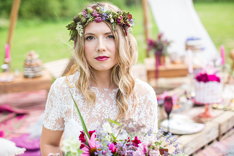 Alternative Colourful Boho Wedding Ideas http://www.binkynixon.com/