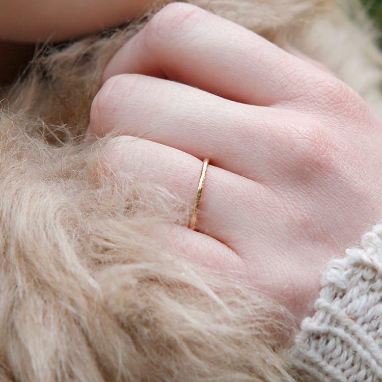 Delicate Elegant Wedding Rings Jewellery UK Nikki Stark