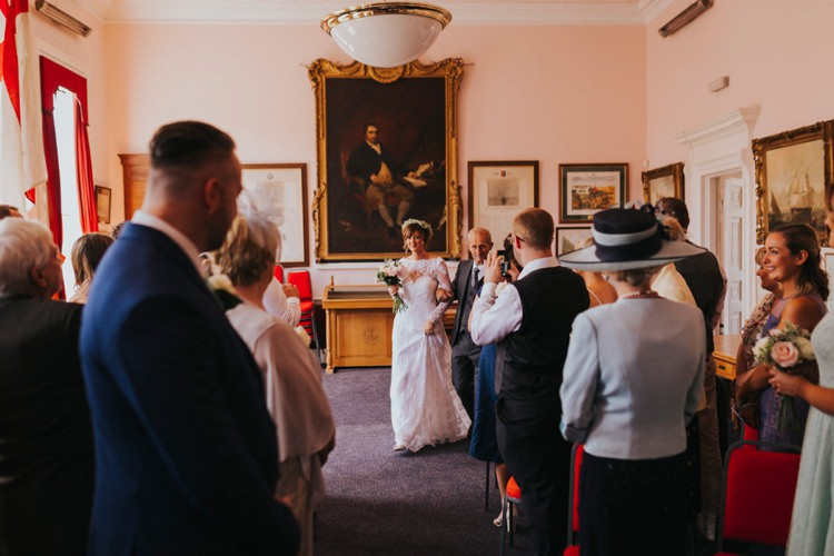 Creative Festival Wedding http://benjaminstuart.co.uk/