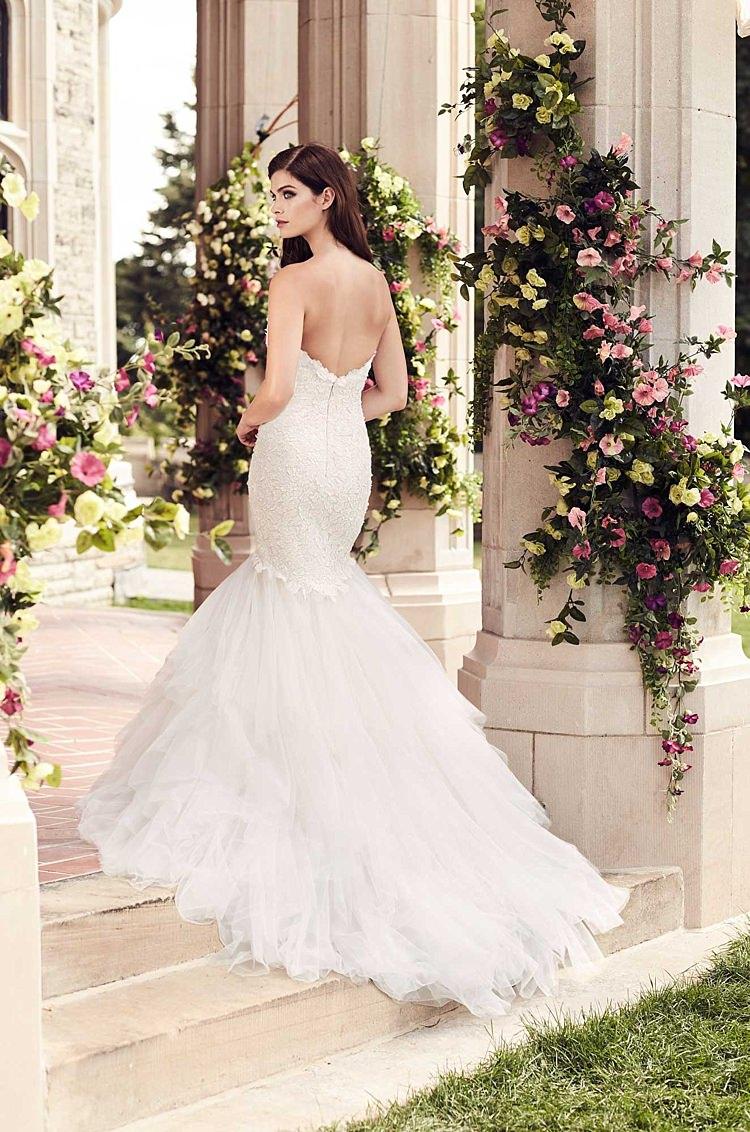 4725 Paloma Blanca Spring 2017 Collection Wedding Dress Bridal