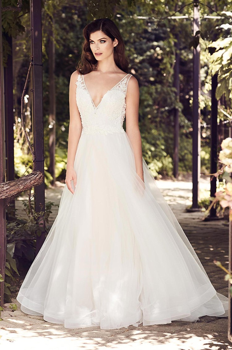 4727 Paloma Blanca Spring 2017 Collection Wedding Dress Bridal