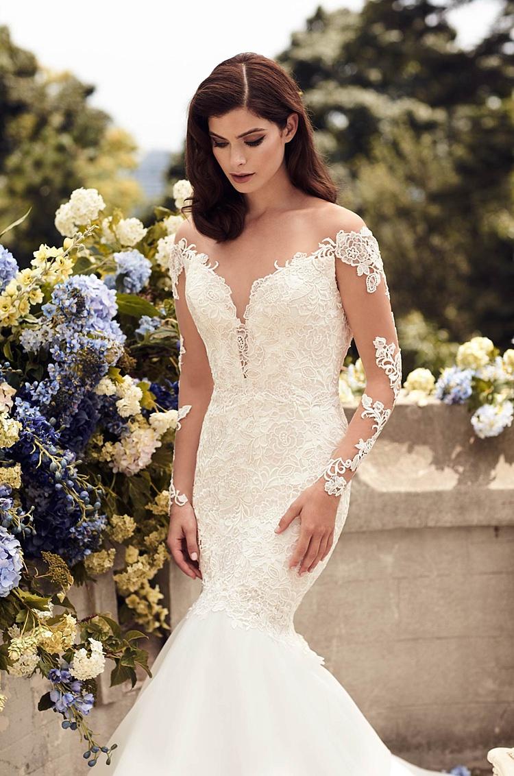 4728 Paloma Blanca Spring 2017 Collection Wedding Dress Bridal